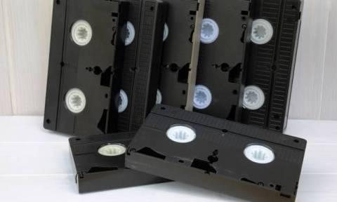 Εάν έχεις κάποια από αυτές τις παλιές βιντεοκασέτες κέρδισες το λαχείο!