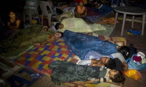 Λατινική Αμερική: Πρώτα τους «χτύπησε» τυφώνας και μετά σεισμός