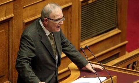 Ανεξαρτητοποιήθηκε ο βουλευτής Γεώργιος - Δημήτριος Καρράς