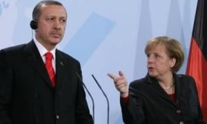 Σκληρή απάντηση της Μέρκελ σε Ερντογάν
