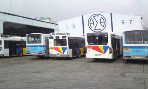 Θεσσαλονίκη: Σε επίσχεση εργασίας από αύριο (26/11) οι εργαζόμενοι στον ΟΑΣΘ