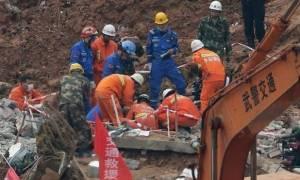 Κίνα: Συλλήψεις για τους 74 νεκρούς από την κατάρρευση πλατφόρμας σε εργοστάσιο