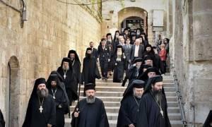 Έντεκα χρόνια από την ενθρόνιση του Πατριάρχη Ιεροσολύμων