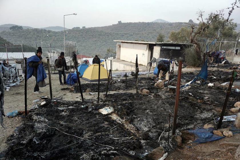 Εξοργιστικός Κυρίτσης: Η τραγωδία στη Μόρια θα μπορούσε να συμβεί σε οποιοδήποτε σπίτι
