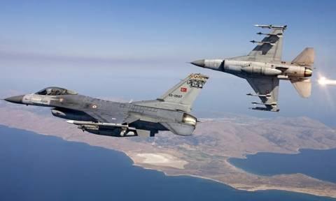 Συναγερμός στο Αιγαίο: Νέα εικονική αερομαχία