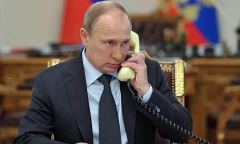 Путин с Эрдоганом обсудил вопросы урегулирования сирийского кризиса