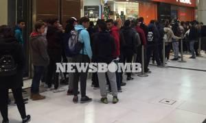 Black Friday: Πανζουρλισμός, ουρές και... μποτιλιάρισμα σε δρόμους και καταστήματα (pics & vids)