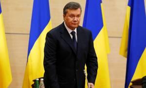 Γιανουκόβιτς: Το μόνο λάθος μου ήταν ότι δεν επέβαλα στρατιωτικό νόμο