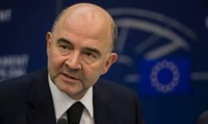 Πιέρ Μοσκοβισί: Μια συμφωνία για το χρέος είναι προ των πυλών