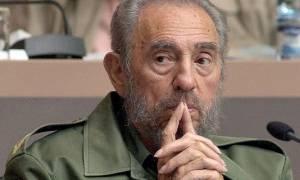 Πέθανε ο ηγέτης της Κούβας Φιντέλ Κάστρο (pics+vids)