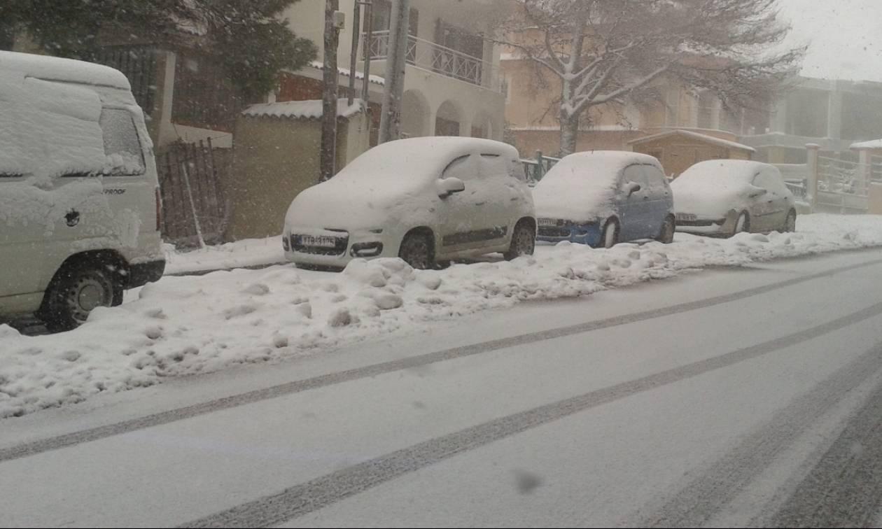 Κακοκαιρία: Δείτε σε ποιες πόλεις θα χιονίσει τις επόμενες μέρες