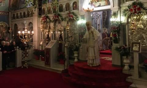 Ο Αρχιεπίσκοπος Ιερώνυμος στην εορτή του Πολιούχου της Σπάρτης