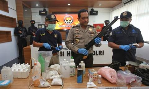 Ινδονησία: Συνελήφθη ισλαμιστής - Σχεδίαζε επίθεση στην πρεσβεία της Μιανμάρ