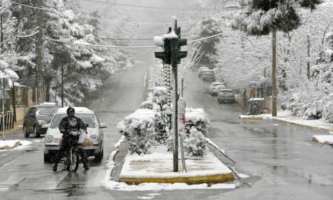 Κακοκαιρία: Πότε θα χιονίσει στην Αθήνα