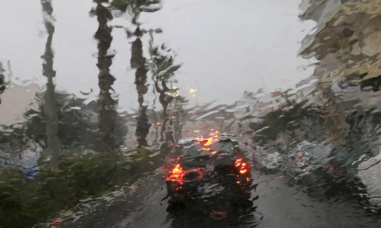 Κακοκαιρία: Σοβαρά προβλήματα από τη δυνατή βροχόπτωση στην Ζάκυνθο