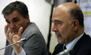 Συνάντηση Τσακαλώτου - Μοσκοβισί την Δευτέρα στο ΥΠΟΙΚ (28/11)