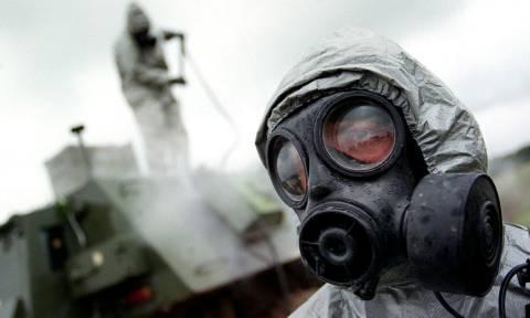 Συρία: Επίθεση του ISIS με καυστικά χημικά αέρια