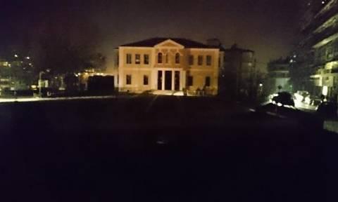 Μπλακ άουτ στη Βέροια - Στο σκοτάδι μεγάλο μέρος της πόλης
