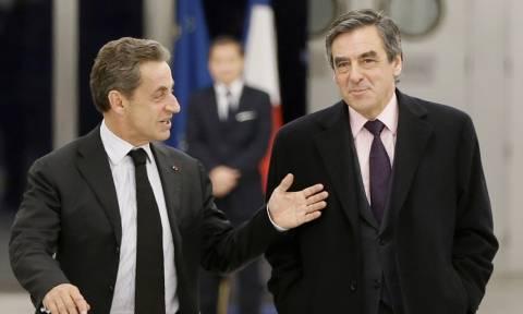 Προεδρικές Εκλογές Γαλλία 2017: Συγχαρητήρια του Σαρκοζί στον Φιγιόν για τη νίκη του