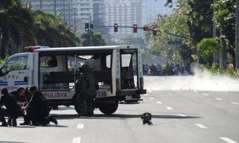 Φιλιππίνες: Ελεγχόμενη έκρηξη σε ύποπτο δέμα κοντά στην αμερικανική πρεσβεία