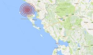 Σεισμός στην Ερεικούσσα (pics)