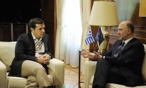 Eurogroup: Αυτή είναι η λύση που συζητούν Τσίπρας και Μοσκοβισί
