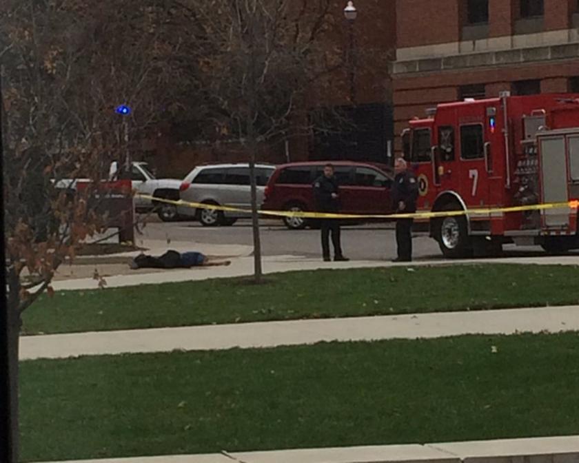 Συναγερμός στο Οχάιο - Πυροβολισμοί στην Πανεπιστημιούπολη (pics+vid)