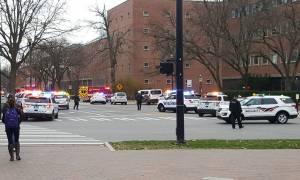Ένοπλος σκόρπισε τον τρόμο στο πανεπιστήμιο του Οχάιο - Τουλάχιστον 10 τραυματίες (pics+vid)