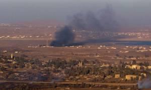 Επιδρομή «απάντηση» του Ισραήλ στην πρώτη επίθεση που δέχθηκε από τζιχαντιστές