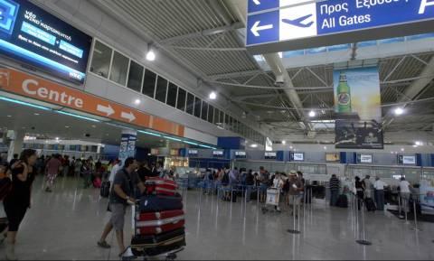 Χάος στο «Ελ. Βενιζέλος» λόγω της σφοδρής κακοκαιρίας - Καθυστερήσεις και εκτροπές πτήσεων