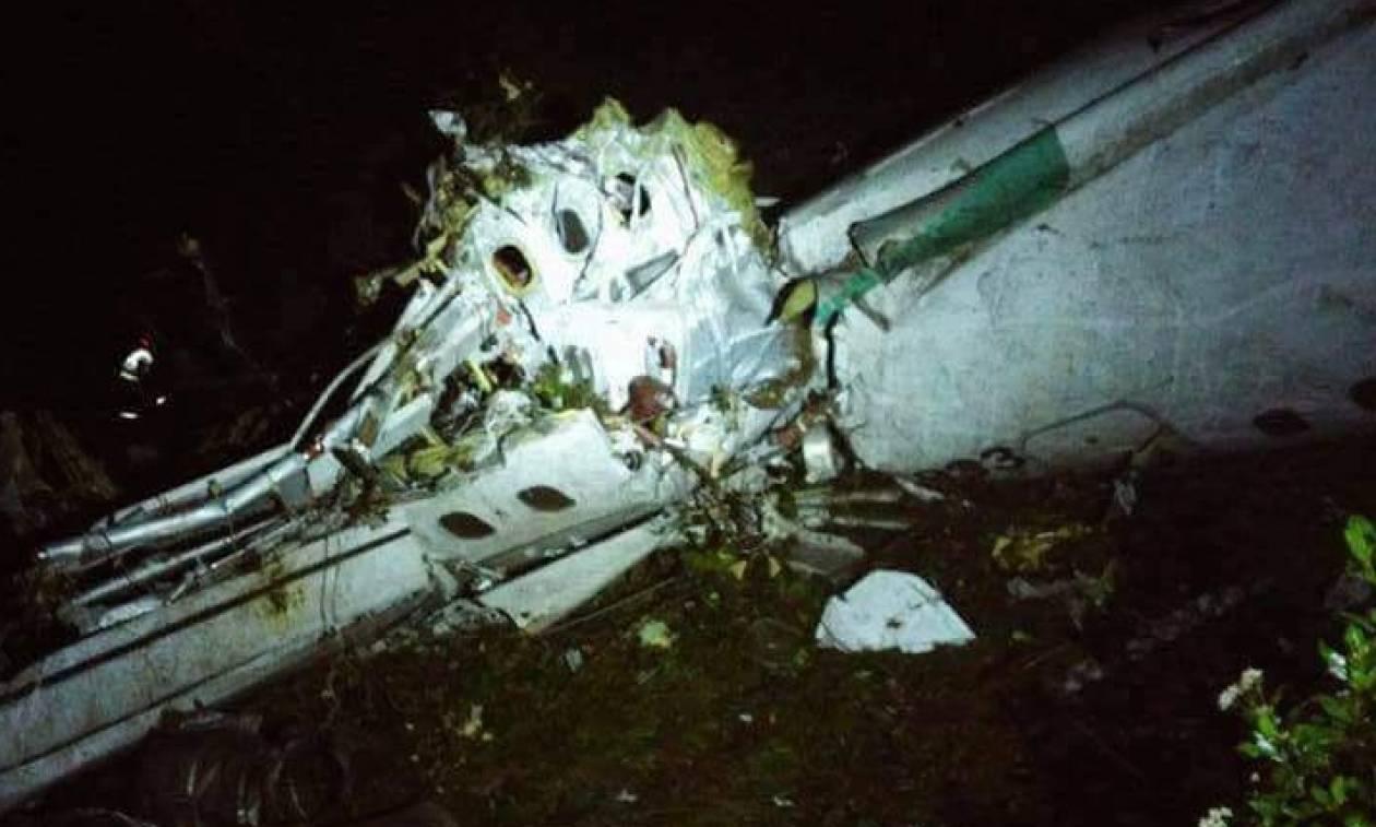 Κολομβία-Αεροπορική τραγωδία: Συντριβή αεροσκάφους με 81 επιβάτες - Μετέφερε ποδοσφαιρική ομάδα