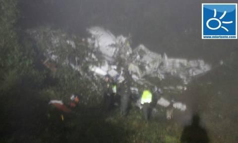 Κολομβία-Συντριβή αεροσκάφους: Η σφοδρή βροχόπτωση διέκοψε τις επιχειρήσεις των σωστικών συνεργείων