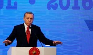 Ερντογάν: Έχουμε πάρα πολλές εναλλακτικές εκτός από την ΕΕ