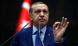 Ερντογάν κατά Κύπρου: Δεν μπορείτε να έχετε αυτή τη σημαία