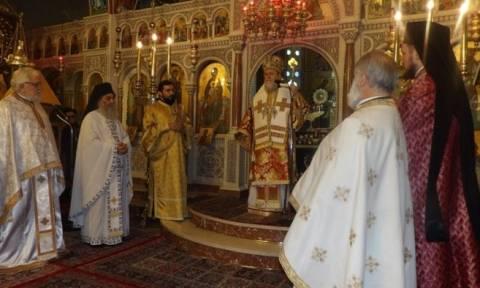 Η Μονή Κορίνθου τίμησε τον Αγ. Διονύσιο, Επίσκοπο Κορίνθου