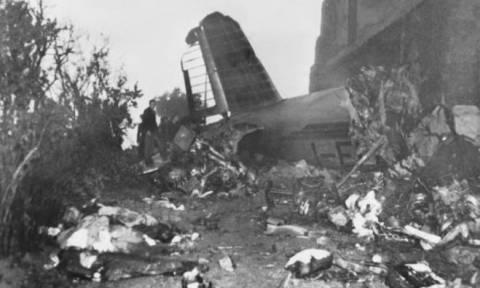 Οι αεροπορικές τραγωδίες που… σημάδεψαν το ποδόσφαιρο (photos+videos)