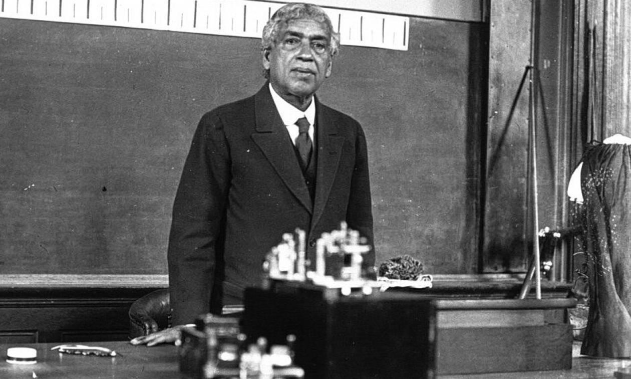 Jagadish Chandra Bose: Το doodle της Google για τον γνωστό επιστήμονα