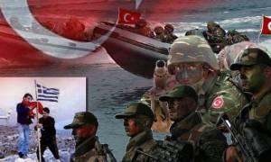 Μυρίζει μπαρούτι! «Ο Ερντογάν θα στήσει σκηνικό Ιμίων στις Οινούσες»
