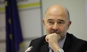 Μοσκοβισί: Θα αρχίσουμε τη συζήτηση για το χρέος στο Eurogroup της Δευτέρας