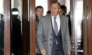 """Лавров заявил об отсутствии прорывов на встрече глав МИД """"нормандской четверки"""""""
