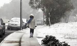 Καιρός: Απίστευτο – Δείτε σε ποια περιοχή της Ελλάδας θα χιονίσει σήμερα
