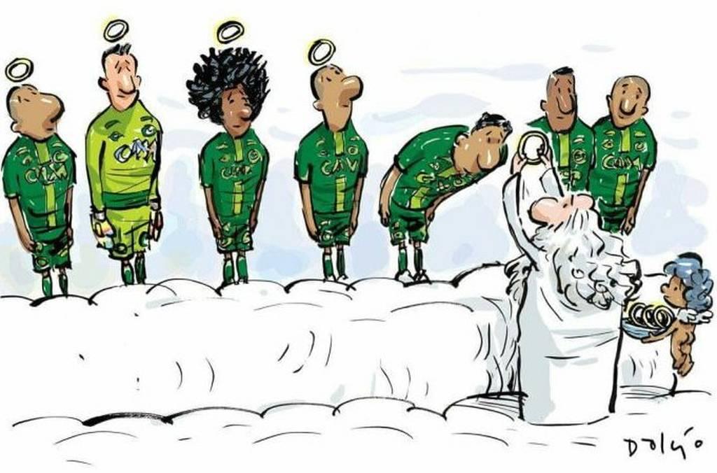 Σαπεκοένσε: Το σκίτσο που έκανε όλο το Facebook να κλάψει (pic)