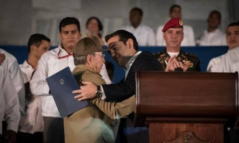 Το tweet του Αλέξη Τσίπρα από την Κούβα