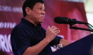 Φιλιππίνες: Ο Ντουτέρτε «ξέφυγε» - Απειλεί με θάνατο τους υπέρμαχους των ανθρωπίνων δικαιωμάτων