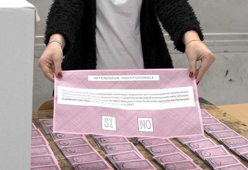 Δημοψήφισμα Ιταλία: Όλα όσα πρέπει να γνωρίζετε για το δημοψήφισμα του Ματέο Ρέντσι