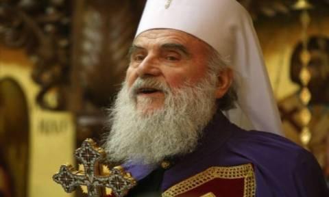 Στο Άγιο Όρος ο Σέρβος Πατριάρχης