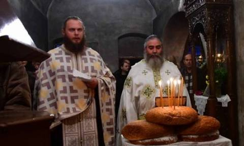 Εορτή Αγίου Ανδρέα στο Ναύπλιο