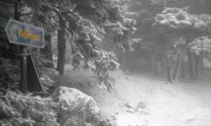 Κακοκαιρία: Στην «κατάψυξη» όλη η Ελλάδα - Υπό το μηδέν ο υδράργυρος - Χιόνια ακόμα και στην Αττική