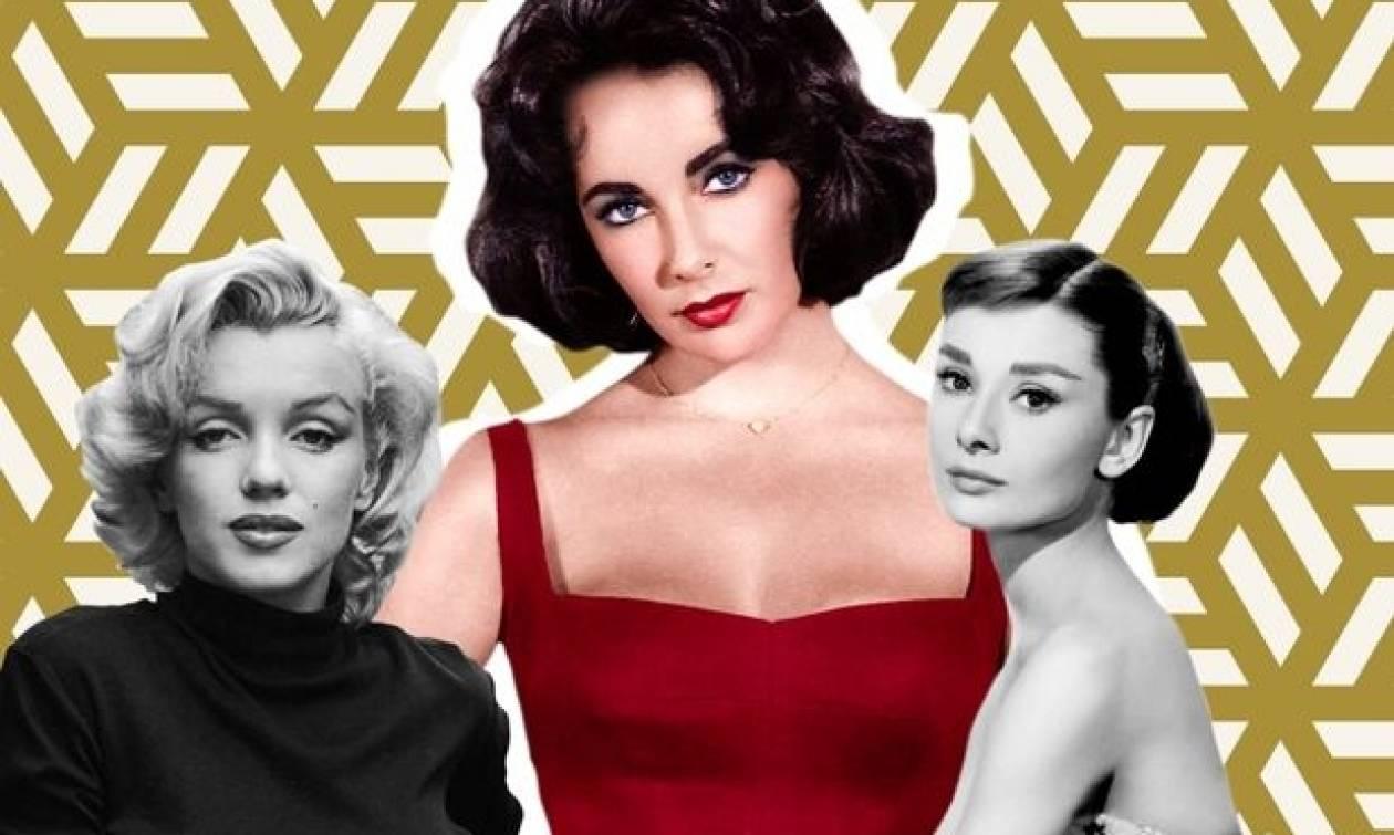 Elizabeth Taylor, Grace Kelly, Audrey Hepburn, Marilyn Monroe: Ποια ήταν τα αγαπημένα τους αρώματα;