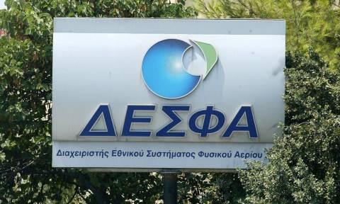 Ναυάγιο στην ιδιωτικοποίηση του ΔΕΣΦΑ – Αποχωρούν Αζέροι και Ιταλοί